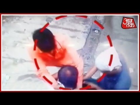CCTV Footage Of How Cash Was Stolen From Gautam Gambhir's Dad's Employee