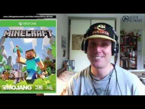 Minecraft Ad - August 20, 2014