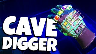 SECRET INFINITY STONES! - Cave Digger VR Gameplay - HTC Vive VR