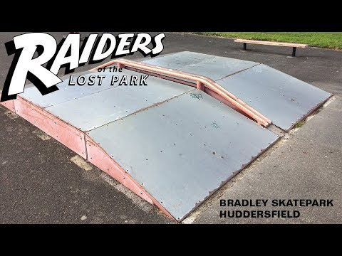 The worst skateparks in the UK - Raiders of the Lost Park 5