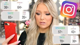 I LET MY SUBSCRIBERS PICK MY MAKEUP | KELLY STRACK