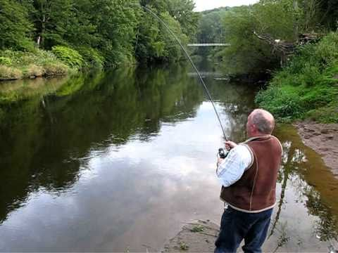 Barbel fishing on the river severn youtube for Where to buy fishing license near me