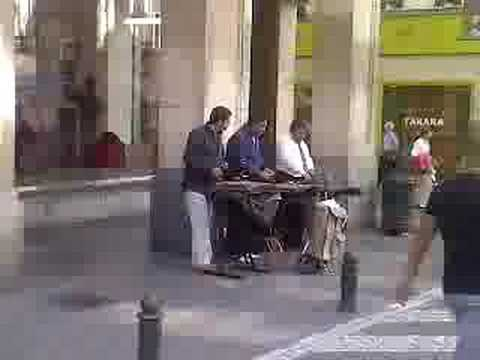 bxl troubadour de rue