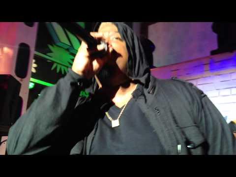 De La Soul live at Nike SB Dunks release party