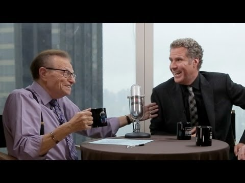 """Anchorman 2: Will Ferrell, David Koechner, Judd Apatow, And Adam McKay On """"Larry King Now"""""""