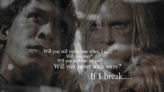 bellamy & clarke || Will you stay until the end?