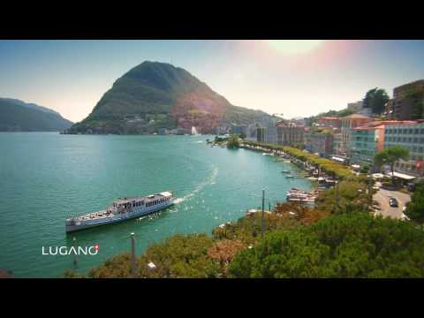 Lugano Ticino Tessin Switzerland - Lake