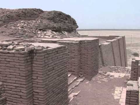 Conservation worries for Iraq's ancient Ur site