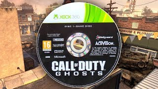 COD Ghosts in 2017...