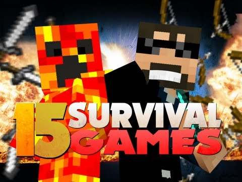 Minecraft Hunger Games 15 - WE DO DIS!!