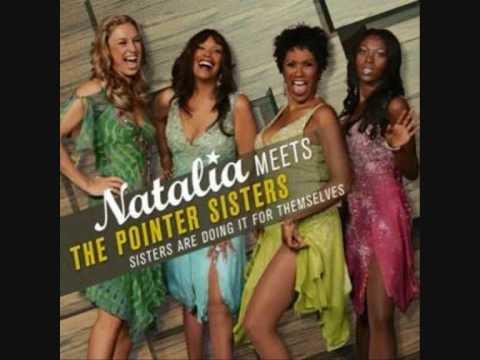 Natalia Meets The Pointer Sisters - Natalia Meets The Pointer Sisters - Live 01-18-2006