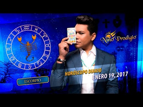 Horóscopo Diario de Escorpio - Enero 19, 2017