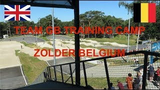 Team GB World Champs Training Camp @ Zolder | VLOG_013