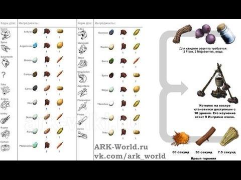 Как сделать в ark 841