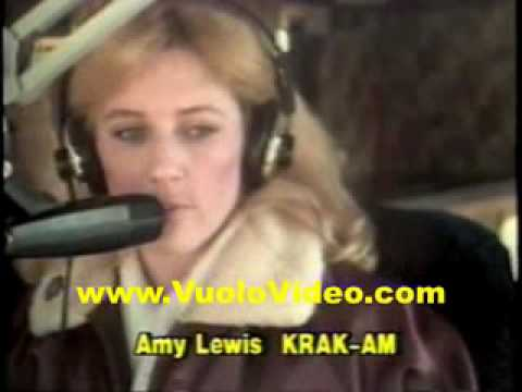 Amy Lewis KRAK Radio Sacramento 1984