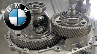 BMW Electric Engine PRODUCTION