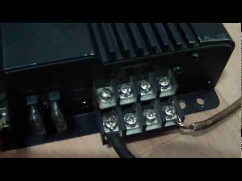 Видео как проверить усилитель звука на работоспособность