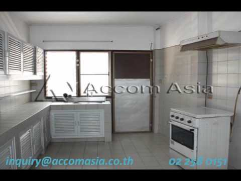 RENT : HOUSE IN SATHORN – BANGKOK / LUMPHINI MRT.
