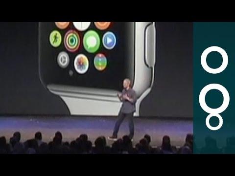 Tim Cook on Apple Watch