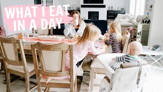 WHAT I EAT IN A DAY | GLUTEN FREE | HEALTHY, EASY RECIPES | Kendra Atkins