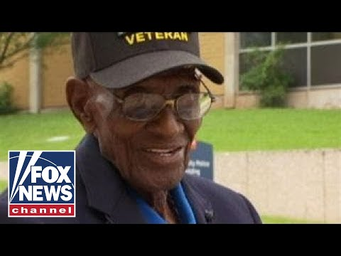 America's oldest veteran is now oldest man in America