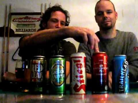 Pint's and Pals Funny Beer Reviews ep.2 Trail Head.mp4