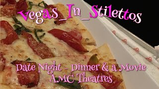 Date Night Vlog - Dinner and a Movie - AMC Theaters, Columbus - June 2019