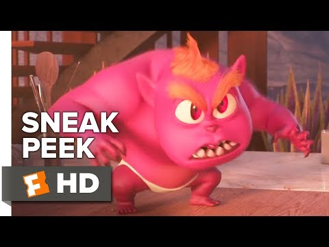 Incredibles 2 Olympics Sneak Peek (2018) | Movieclips Trailers