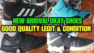 UKAY SHOES TAYUMAN NEW ARRIVAL GOOD QUALITY & CONDITION SHOES WOW!!