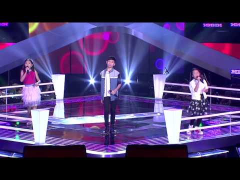 The Voice Kids Thailand - Battle Round - 23 Mar 2014 - Break 3