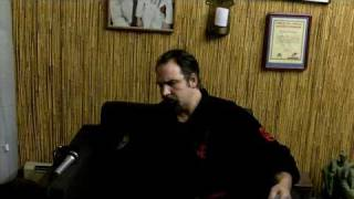 Sycho Sid Vicious (Sid Eudy) interview part 3.