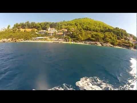 Skopelos Water Sports , Water Sports On Skopelos Island Greece , Skopelos Hotels - Adrina Hotels.