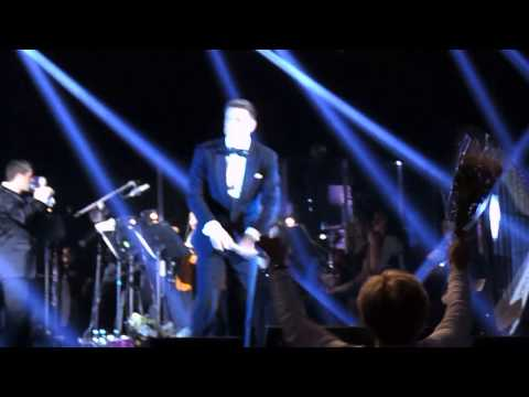 Il Divo In Moscow 17.06.2013 Solo Otra Vez And Flowers! video