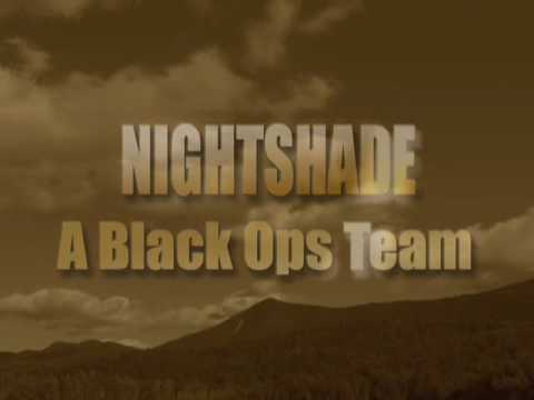 Nightshade Trailer