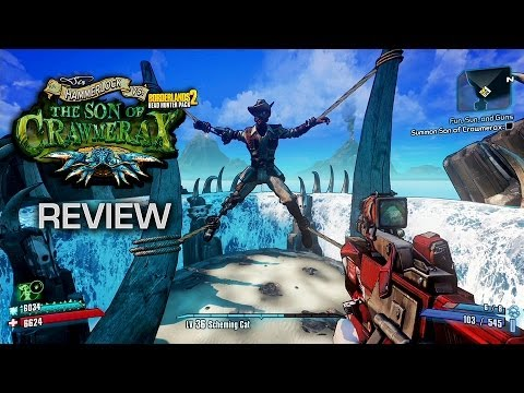 Borderlands 2: Son of Crawmerax - Review