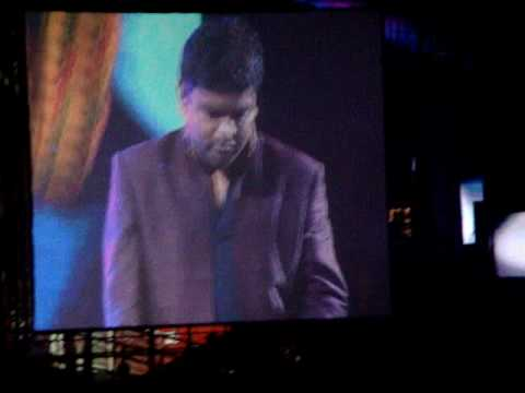 A R Rahman Sharjah Concert - Pray for me brother