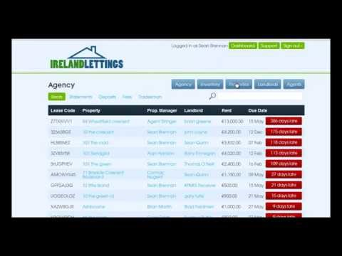 Rentview.com letting agency software feature roll outs 5th June