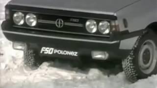 Reklama Fso Polonez 1984 Polska