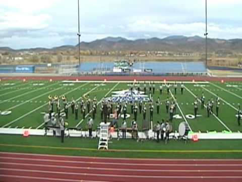 North Valleys High School Panther Band Nevada Day 2008