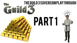 The Guild 3 Sovereign Playthrough Part 1 (Impossible Difficulty, 14 Dynasties)