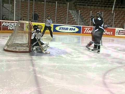 McDowell Trojan Hockey Promo 2008