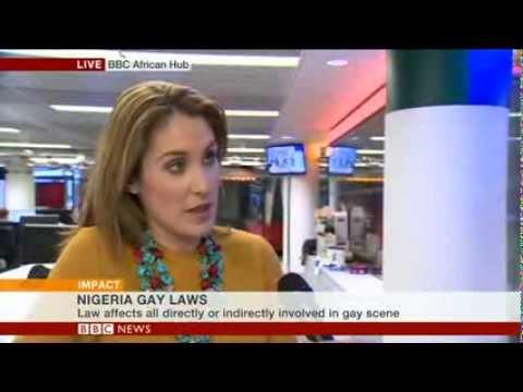 NIGERIA ANTI GAY BILL: BBC TRENDING UPDATE