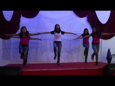 Rojo - Creo En Ti ( Coreografia Cristiana 2010 )