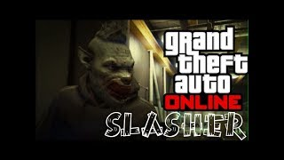 Who Needs An Intro? | GTA V Online Slasher