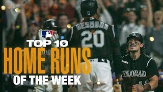 486-foot shot! | Top 10 Home Runs of the Week (6/10 to 6/16)