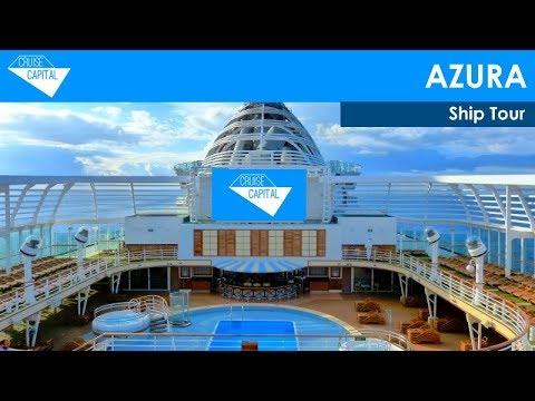 Azura - Ship Tour