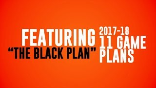 11 Game Plans: Black Plan - Secure your seats today!