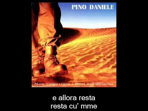 Pino Daniele - Resta Resta Cu