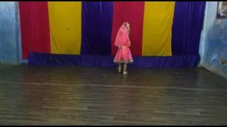 Lucknow audition Cute amaira Super dancer 2016