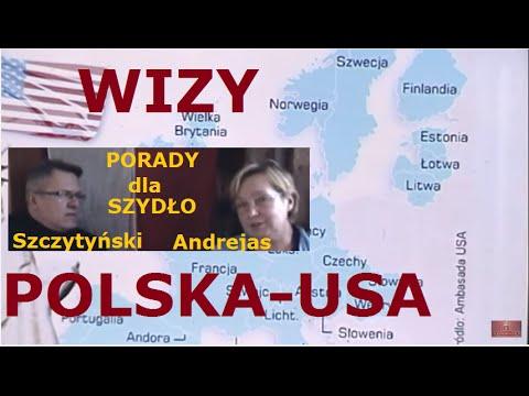 8.8/9 Wizy Polska-USA (porady Dla Szydło) Beata Andrejas I Mariusz Szczytyński